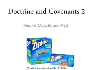 Doctrine and Covenants 2
