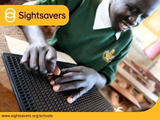 sightsavers/schools