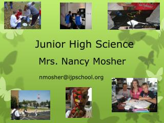 Junior High Science