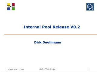 Internal Pool Release V0.2