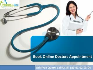 HelpingDoc - Online Doctor Appointment