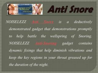 Successfully Stopped Snoring With Simple Solutions