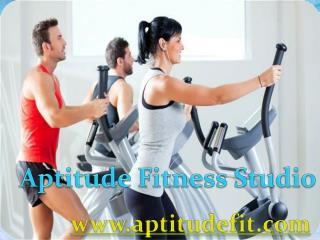 Aptitude Fitness Studio Zumba Fitness