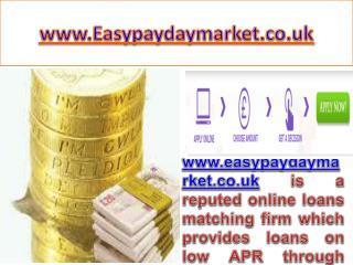 About Easypaydaymarket.co.uk