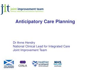 Anticipatory Care Planning