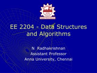 EE 2204 - Data Structures and Algorithms