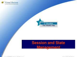 Session and State Management