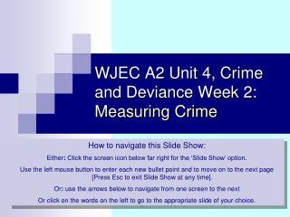 teamd cja204wk2 measuring crime paper