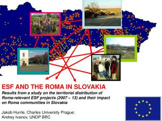 ESF AND THE ROMA IN SLOVAKIA