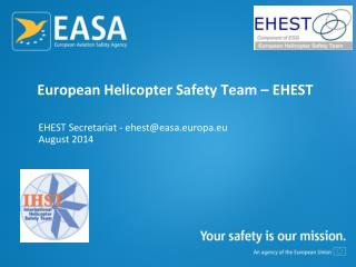European Helicopter Safety Team – EHEST