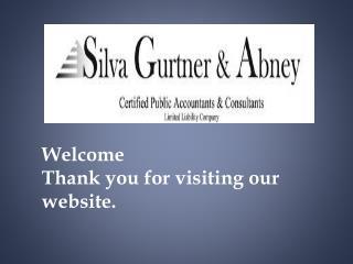 Silva Gurtner & Abney