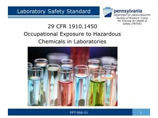 Laboratory Safety Standard