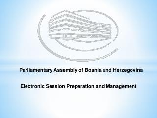 Electronic Session Preparation and Management