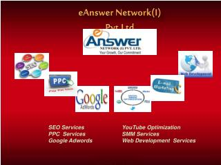 Eanswer Network India Pvt Ltd