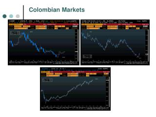 Colombian Markets