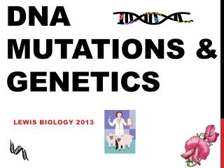 DNA Mutations & Genetics