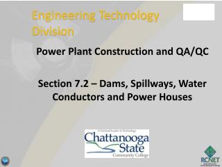 Power Plant Construction and QA/QC