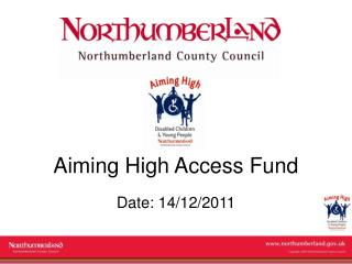 Aiming High Access Fund