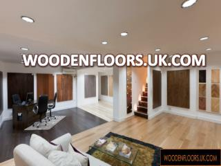 Wooden Floor Installation London