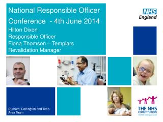 National Responsible Officer Conference  - 4th June 2 01 4