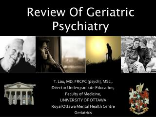 Review Of Geriatric Psychiatry