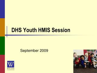 DHS Youth HMIS Session