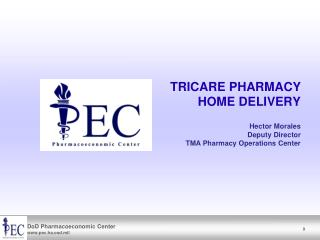 TRICARE PHARMACY HOME DELIVERY