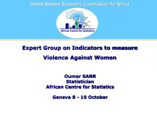 Expert Group on Indicators to measure Violence Against Women