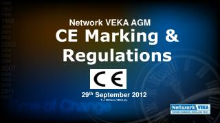 CE Marking & Regulations