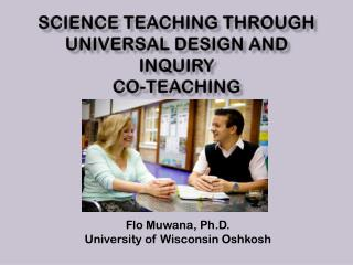 Science Teaching Through Universal Design and Inquiry Co-Teaching