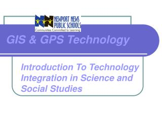 GIS & GPS Technology