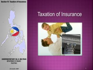 Taxation of Insurance