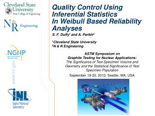 Quality Control Using Inferential Statistics In Weibull Based Reliability Analyses