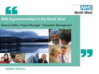 NHS Apprenticeships in the North West