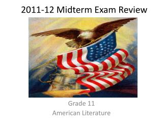 2011-12 Midterm Exam Review