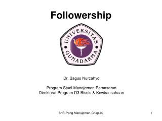 Followership