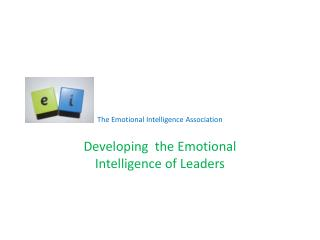 The Emotional Intelligence Association