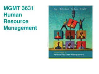 MGMT 3631 Human Resource Management