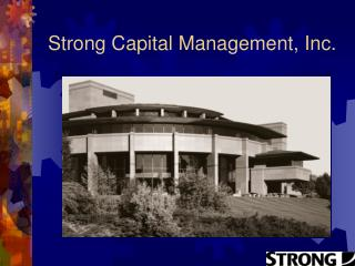 Strong Capital Management, Inc.