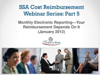 SSA Cost Reimbursement Webinar Series: Part 5