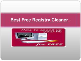 SystHeal Pro As Best Free Registry Cleaner Software