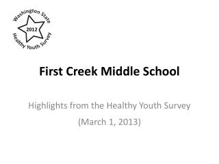 First Creek Middle School