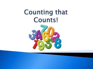 Counting that Counts!