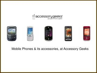 Buy Cell Phone Batteries & Accessories
