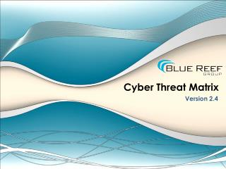 Cyber Threat Matrix