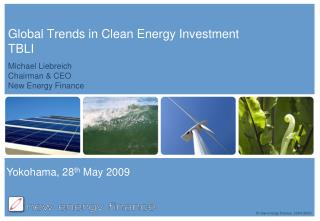 Global Trends in Clean Energy Investment TBLI