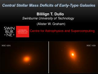 Central Stellar Mass Deficits of Early-Type Galaxies