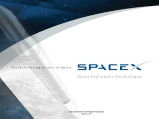 Space Exploration Technologies Corporation Spacex