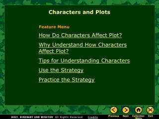 How Do Characters Affect Plot? Why Understand How Characters Affect Plot?