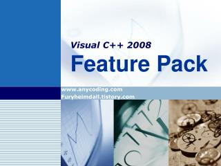 Visual C++ 2008 Feature Pack